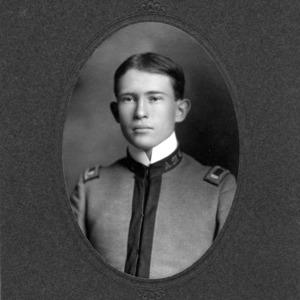 George W. Fousher portrait