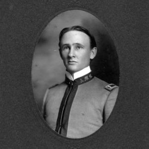 Joseph Alfred Miller portrait