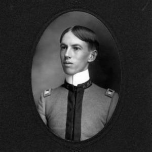 "Fred C. Phelps, Urbana, Ohio, Captain Co. ""E"""