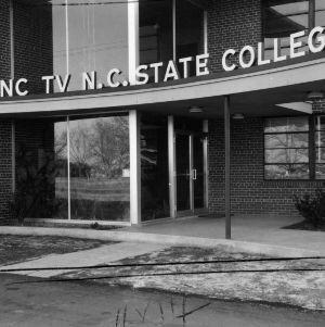 WUNC-TV studio