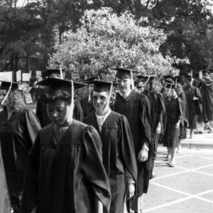 Commencement, 1982