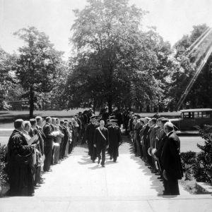 1929 Graduation