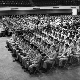 1958 Commissioning Exercises