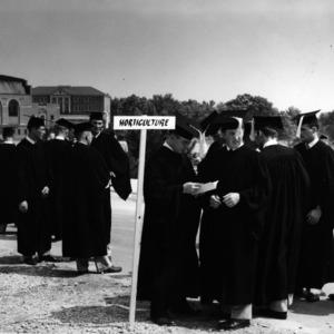 Commencement, 1951