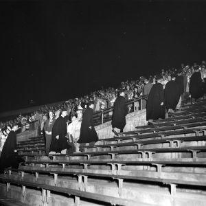 Commencement, 1956