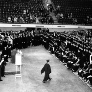 Graduation 1958