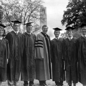 Commencement 1988 Valedictorians