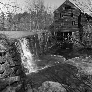 Yates Mill and Yates Mill Pond