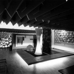 Erdahl-Cloyd Gallery Design school exhibit