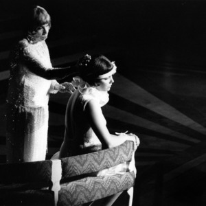 Scene from the play The Boyfriend