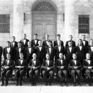 NC State's Men's Varsity Glee Club