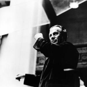 Antal Dorati, famous orchestra conductor