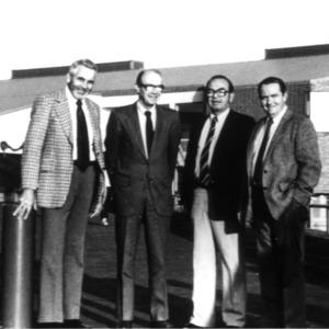 Original Members of Dean's Office