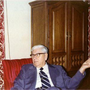 Senator Vernon White. Winterville, NC