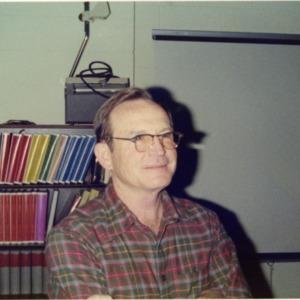 Dr. Edward G. Batte portrait