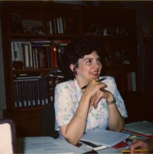 Ms. Sandra Poole. Administrative Secretary to Dean