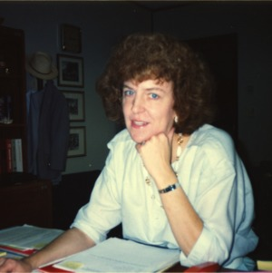 Ms. Rosanne Francis. Administrative Assistant to Dean