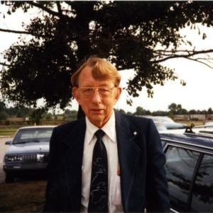 Dr. Leo Bustad. Washington State University, Pullman, WA