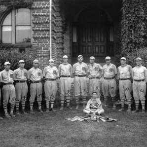 A and M Baseball Team