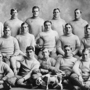 A and M College Football Team, 1907, South Atlantic Champions