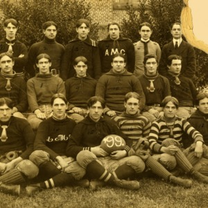 A and M Football Team, 1899