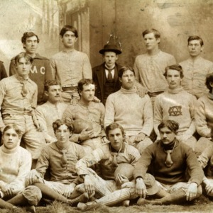 A and M College Football Team, 1894-1895