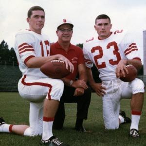 North Carolina State University Football Coach Earle Edwards
