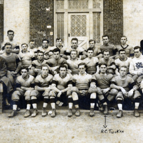 A and M College Football Team
