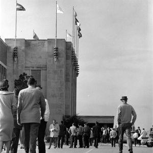 Dixie Classic Fair at Reynolds Coliseum