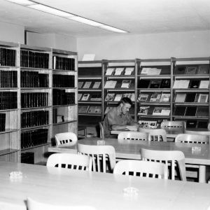 Agronomy Library in Williams Hall