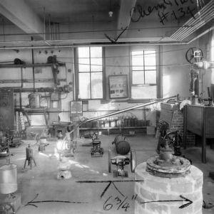Chemistry Engineering lab