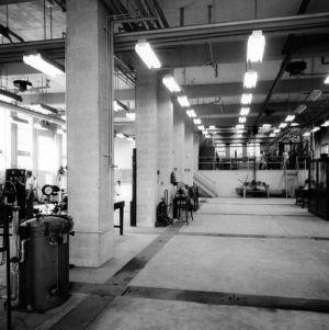 Chemical Engineering pilot plant laboratory