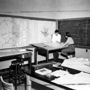 Civil Engineering classroom
