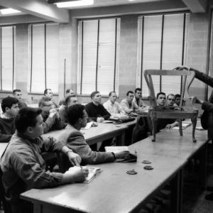 Furniture curriculum class