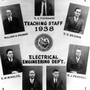 Electrical Engineering Department Teaching Staff