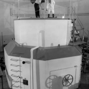 Burlington Nuclear Reactor