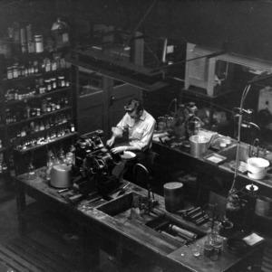 Asheville Minerals Research Laboratory