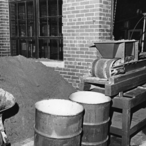Asheville Mineral Research Laboratory phosphate pilot plant