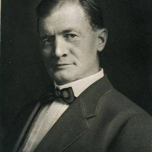 Wallace Carl Riddick portrait