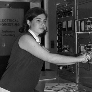 NC State University, College of Engineering, academics and students, women in engineering