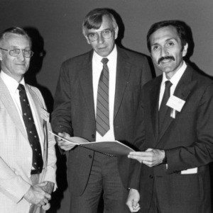 Jim Melsa, Sirus Chitsaz, and other