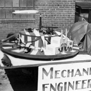 Mechanical Engineering float