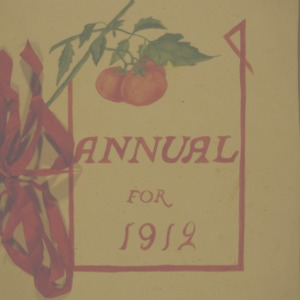 Annual for 1912