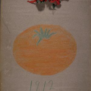 1912 tomato club booklet