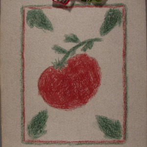 1912 girl's club, tomato club booklet by Prapst, Beulah