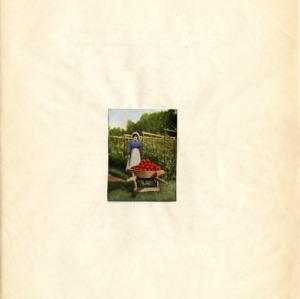 1914 girls club, tomato club booklet by Sallie Gillis