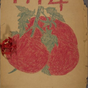 1914 tomato club booklet