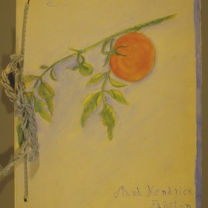 1914 girls club, tomato club booklet by Maud Kendrick