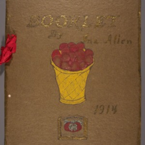 Booklet by Ina Allen