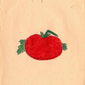 1915 girls club, tomato club booklet by Baggett, Ethel